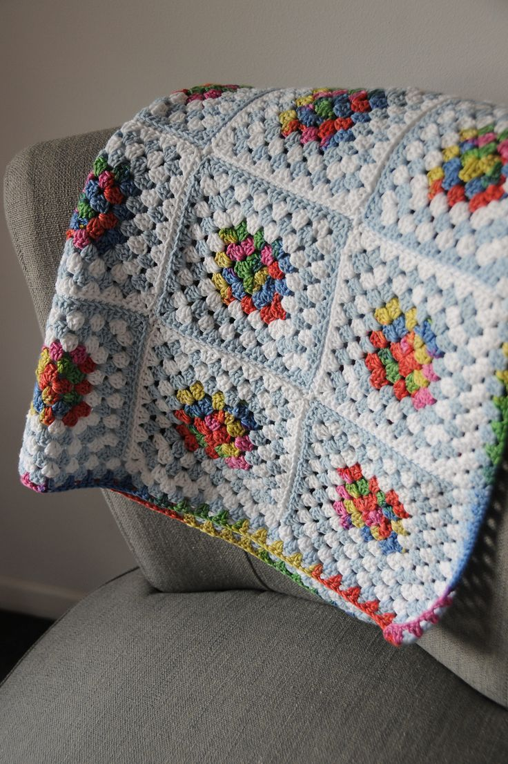 Color Inspiration :: melizabeth's Kaleidoscope Squares - Pretty combination…