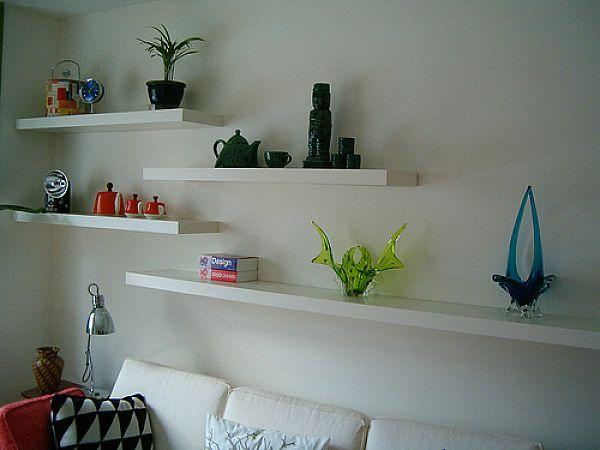 best 25  floating wall shelves ideas on pinterest