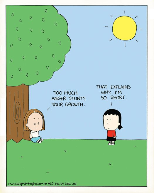 Angry Little Girls--Why I'm so short...http://www.gocomics.com/angry-little-girls/2012/08/16#