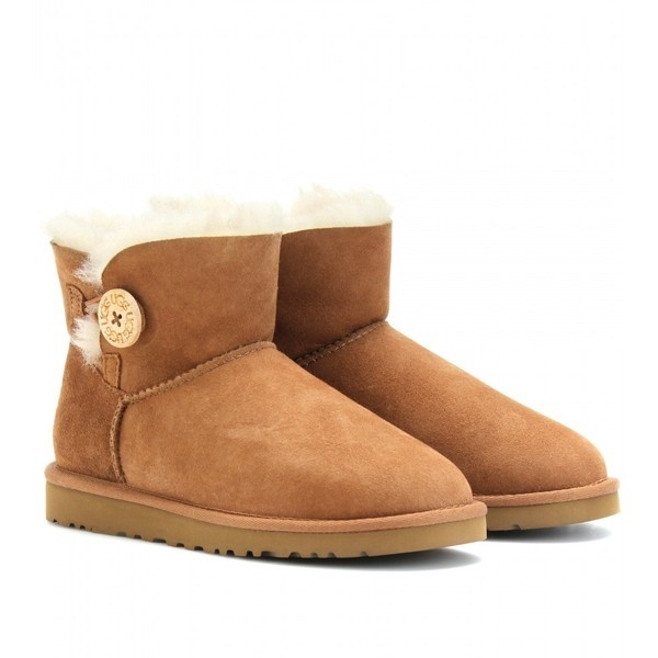 UGG Australia Mini Bailey Button Boots