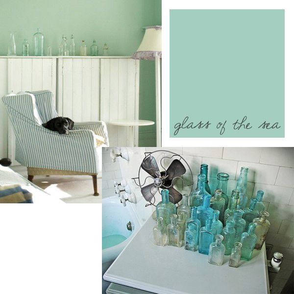 Glass of the sea google images glass and bottle for Beach glass interior designs