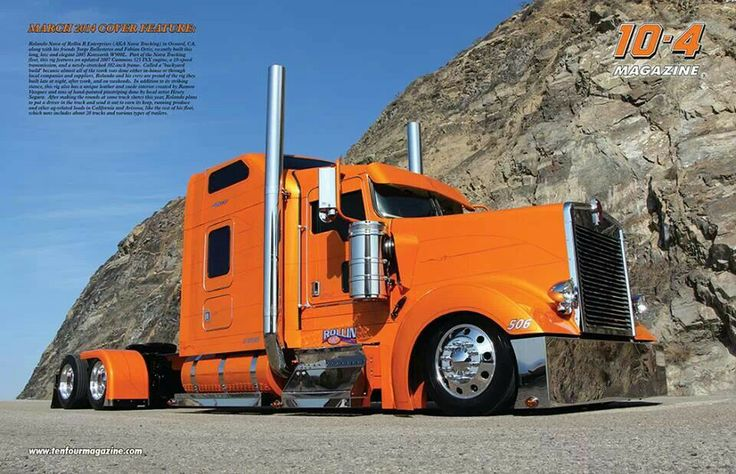 Kenworth W900 Show And Shine Trucks Trucks Custom