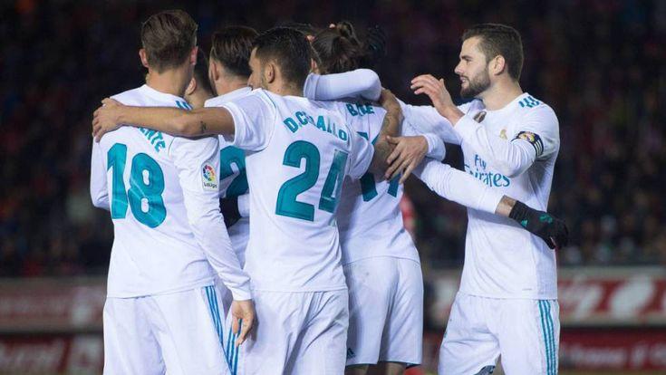 Leganés - Real Madrid en directo la Copa del Rey 2018 en vivo