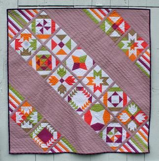 My Stop on the Sister Sampler Quilts Blog Hop