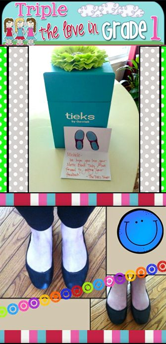 I had never heard of Tieks. I have however, read wonderful things about them from teachers across the U.S. who are thanking their Tieks after a long day on their feet!