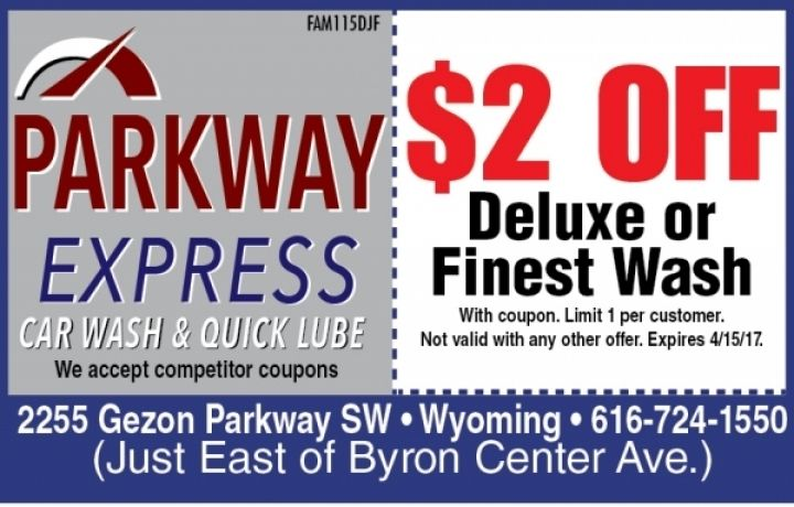 Parkway Express Car Wash & Quick Lube
