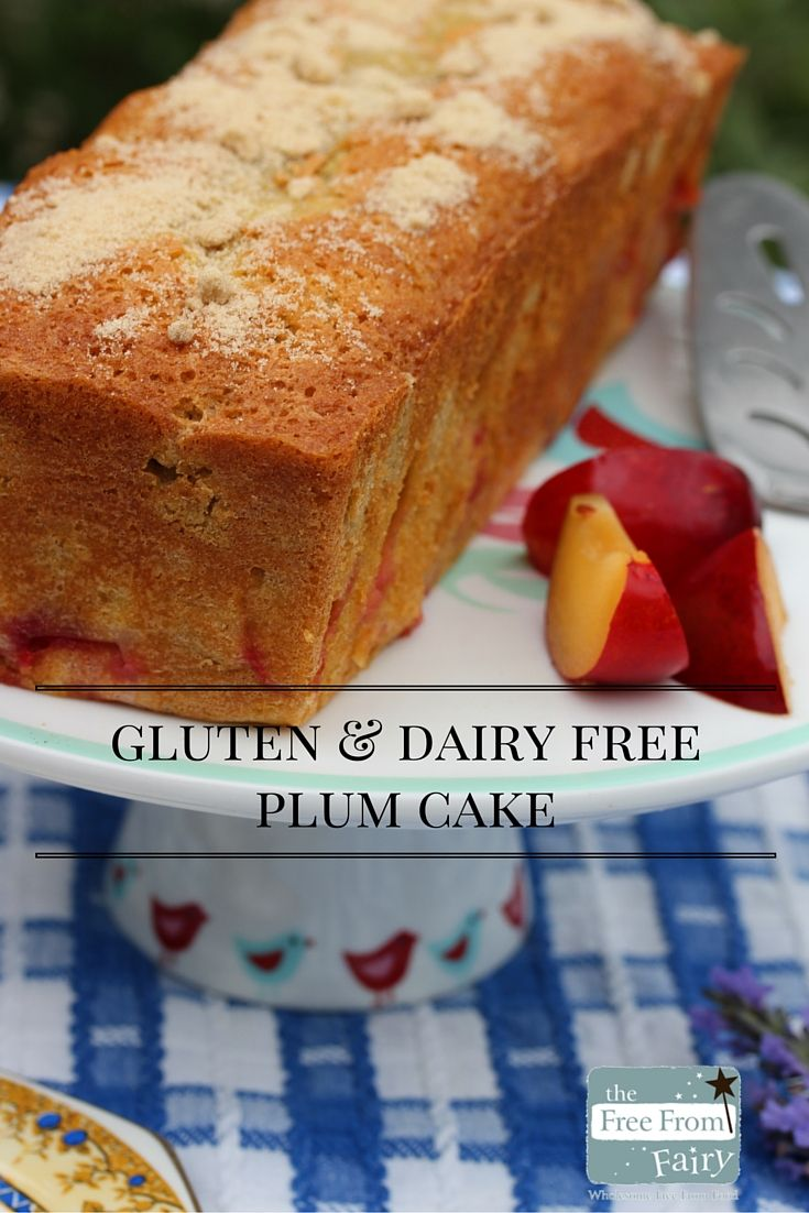 Dairy And Gluten Free Cakes Uk