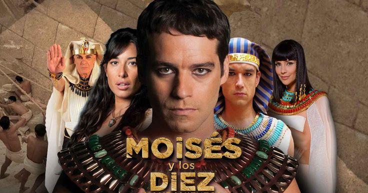 Moisés y los diez mandamientos (título original: Os dez mandamentos) es una telenovela brasileña producida y transmitida por Rede Record ...