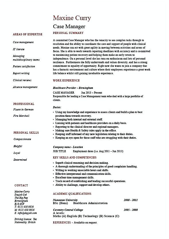 1098 best Resume template images on Pinterest - facilities manager resume