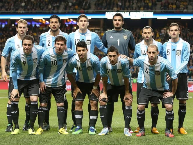 2014 FIFA World Cup Live : Argentina Team
