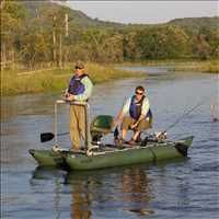 Inflatable Fishing Boats from Sea Eagle