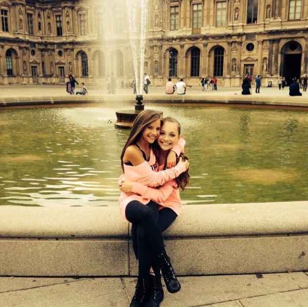 Maddie Ziegler and Mackenzie Ziegler Europe Tour. 9 best Maddie and Mackenzie Ziegler images on Pinterest