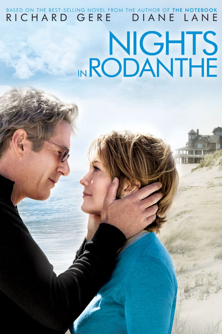 Nights in Rodanthe (2008) A doctor who is traveling to see his estranged son sparks with an unhappily married woman at a North Carolina inn.  Diane Lane, Richard Gere, Christopher Meloni...33