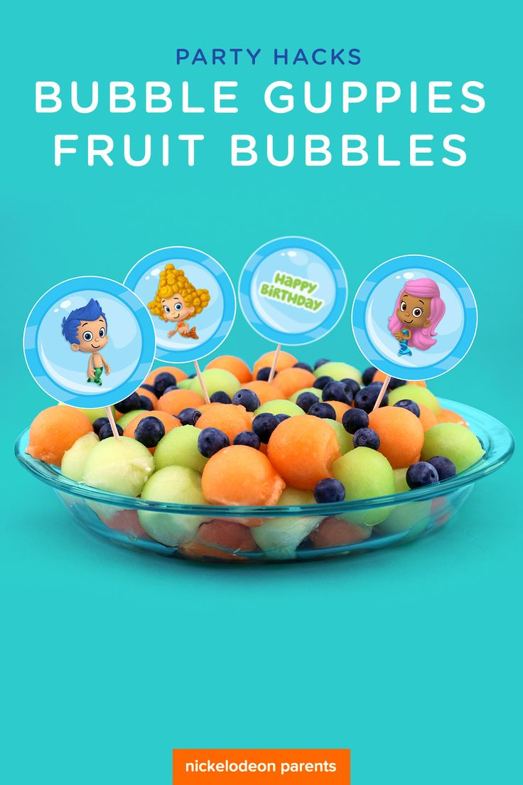 best 25 bubble guppies birthday ideas on pinterest bubble