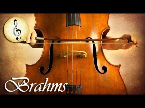 308) Brahms Classical Music for Studying, Concentration