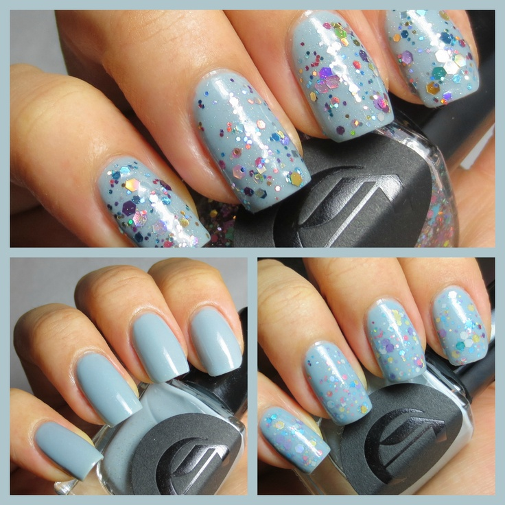 Cirque Colors Cape Liz and XX polish <-- I want these colors!!