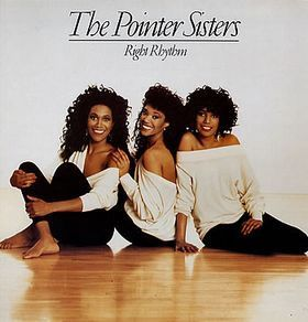 The Pointer Sisters - RIGHT RHYTHM was released on Motown Records in 1990. Description from prince.org. I searched for this on bing.com/images