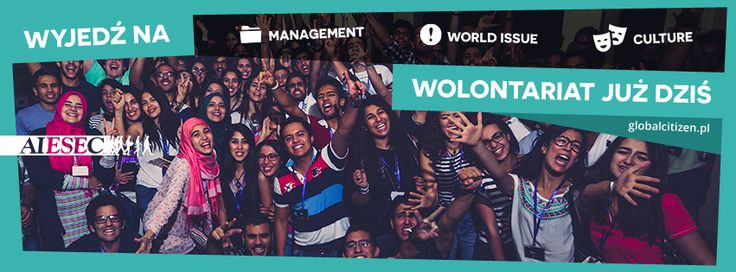 Szukasz pomysłu na zagraniczny wyjazd? Wybierz wolontariat w ramach Global Citzen.  #wolontariat #praktyki #praca dla studentów