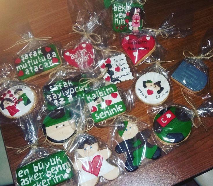 #giftsforsoldier #love #soldier #cookieland #enbüyükaskerbizimasker