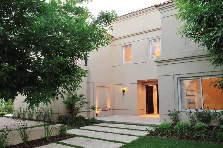 Galeria Fotos - Junor Arquitectos - Casa estilo Clasica Italiano - Portal de Arquitectos