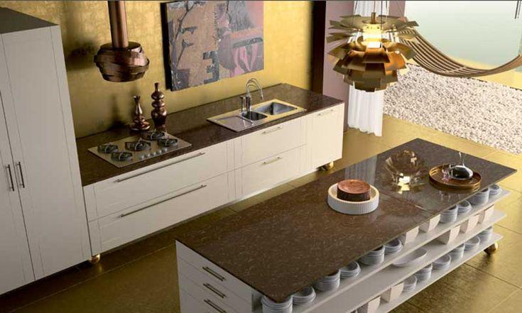 Cuando la encimera define (y da vida) a la cocina - Foto 7