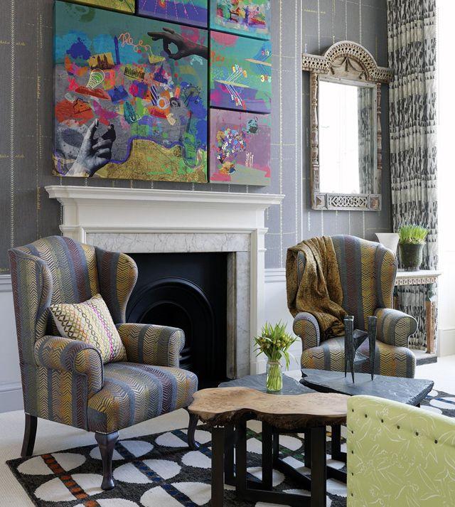 kit kemp interior design - 1000+ images about Designer: Kit Kemp on Pinterest London ...