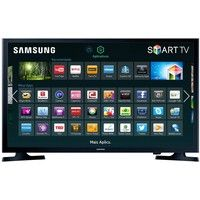 Smart TV LED 32 ´ Samsung HD UN32J4300AGXZD 2HDMI 1USB 120 Hz + Suporte Fixo p / LCD, LED ou Plasma de 15 ´ a 32 ´ E200 VESA 200 - ELG