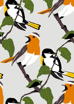 """Laululintu"" ""Singing bird"""
