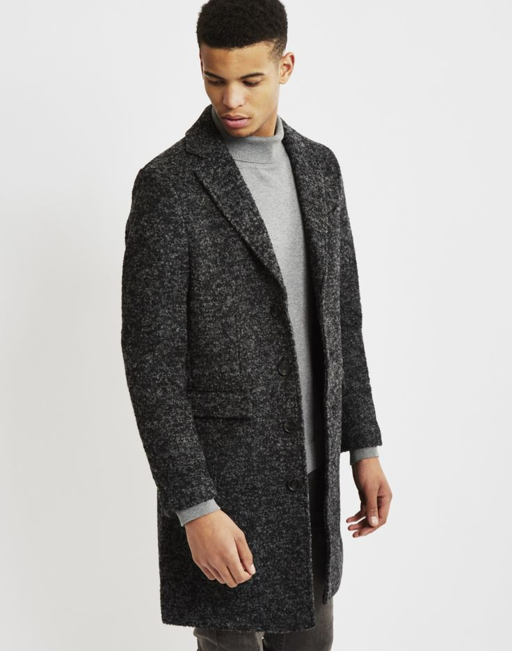 Selected Naples Wool Coat