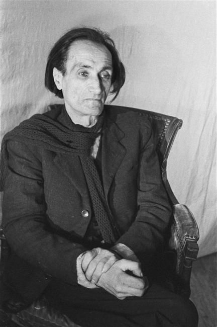 Artaud by Denise Colomb.