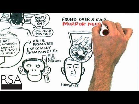 JEREMY RIFKIN ON 'THE EMPATHIC CIVILISATION' – RSA ANIMATE
