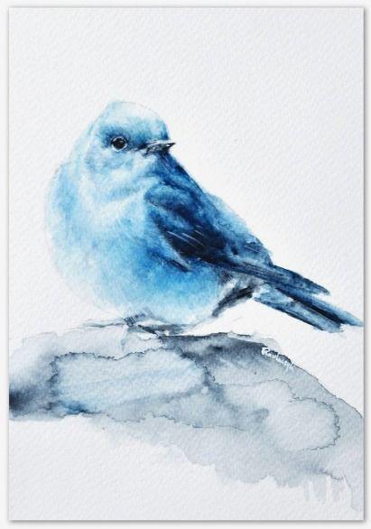 Watercolor - Izabela Pawlaczyk.