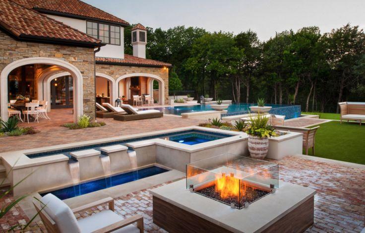 Jordan Spieth's Home Outdoors - Jordan Spieth's House | Coastal Lifestyle