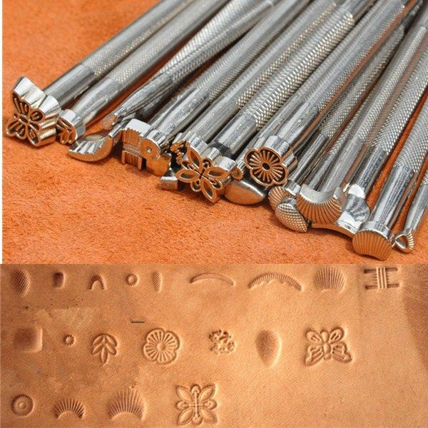 Find More Embroidery Information about Zinc Leather Tools 20pcs/LOT DIY Leather Working Saddle Making Tools Set Carving Leather Craft Stamps Set Craft,High Quality craft machine tools,China tool gear Suppliers, Cheap craft animation tools from sweethome-sale on Aliexpress.com