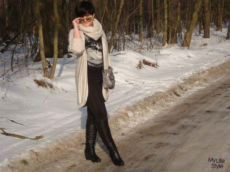 MY LIFESTYLE: Błyszczeć w zimowe dni!