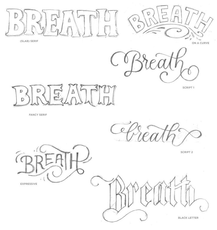 25 Unique Hand Lettering For Beginners Ideas On Pinterest