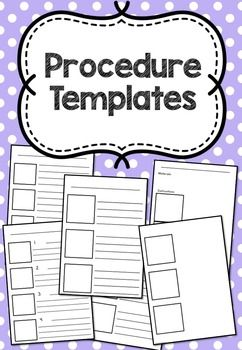 Writing Templates by Miss Jacobs' Little Learners   Teachers Pay Teachers