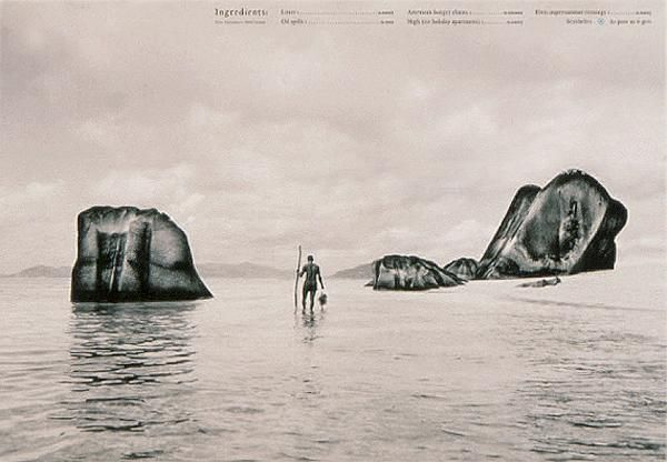 Seychelles tourism adverts