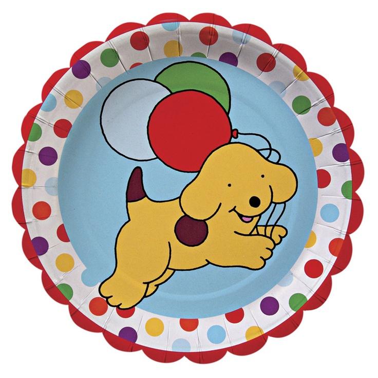 Spot Party Plates