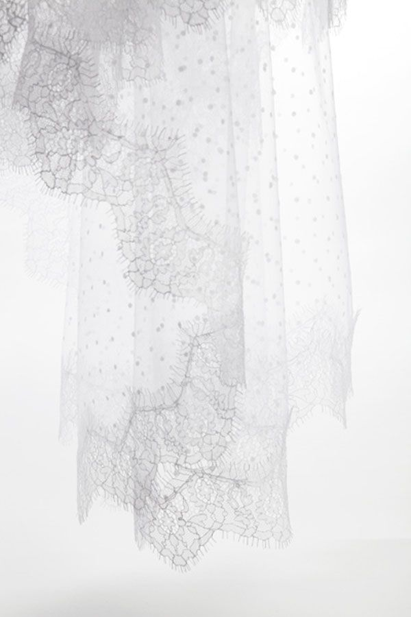 veil {a glamorous little side project}: {lace}