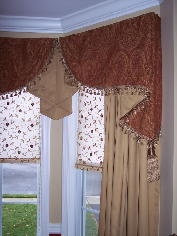 M'Fay Patterns- bay window