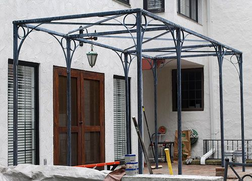 branch anderson pergola online garden store deborah. Black Bedroom Furniture Sets. Home Design Ideas