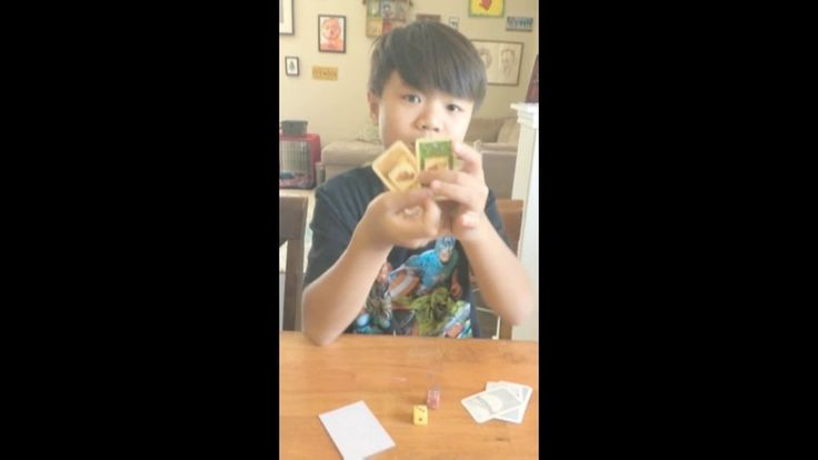 Max, Rhys, and Liam demonstrate how to play Catan - in ASL.