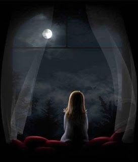 sad little girl looking out window - Google Search