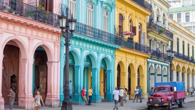 Cuba tourism rises 16 percent: government - Yahoo News