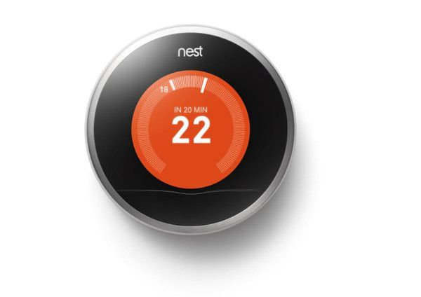 LOWEST EVER AMAZON PRICE Nest Learning Thermostat RRP £179 NOW £119.99