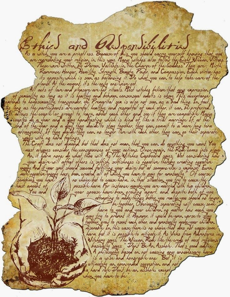solitary witch book of shadows pdf