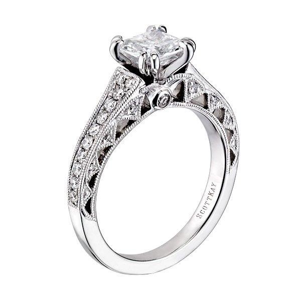 Elegant Kay Jewelers Wedding Bands Set: 1000+ Images About Scott Kay Diamond Engagement Rings On