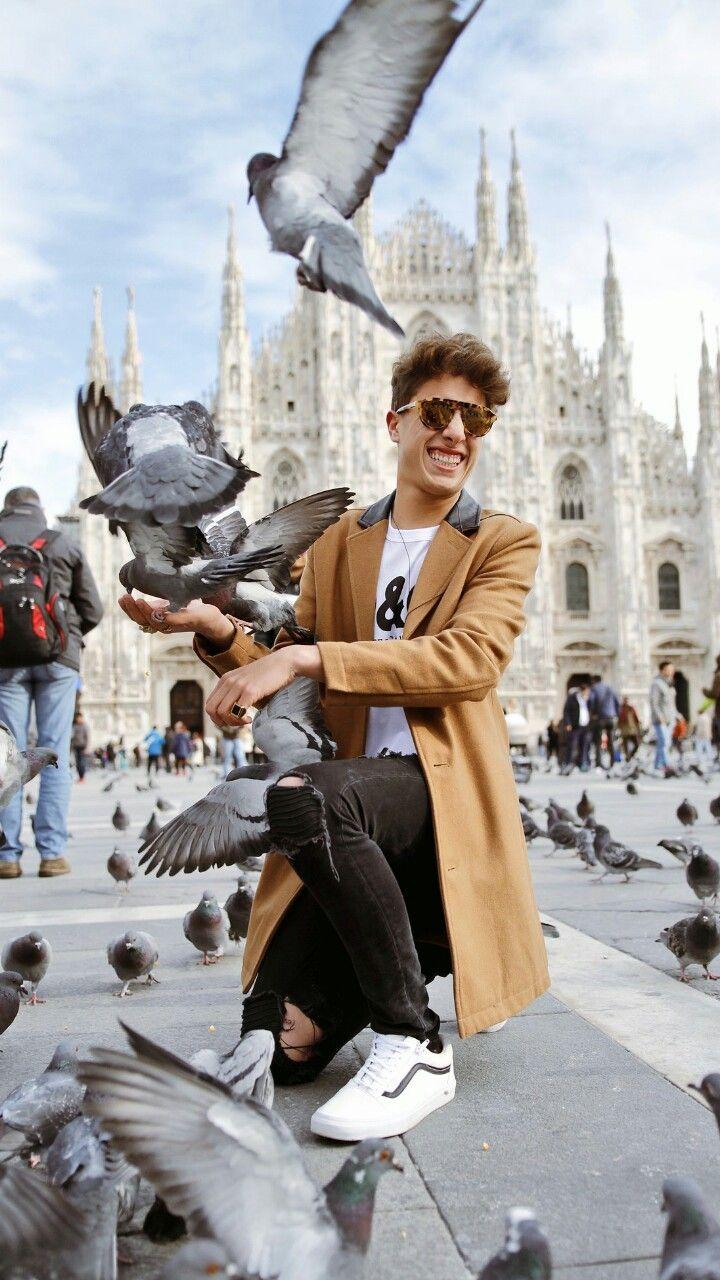 ☆ Juanpa Zurita ☆ Modeling in Milan