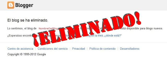 ¿Te han eliminado tu blog por SPAM?, ¿qué tanto conoces sobre el spam en Internet y en Google que no es el envío de emails?.